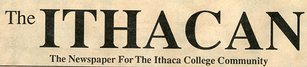 The Ithacan, 1988-89