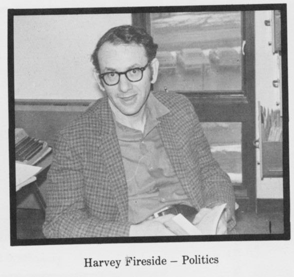 Harvey Fireside