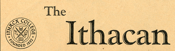 The Ithacan, 1963-64