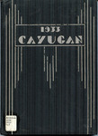 The Cayugan 1933 by Ithaca College