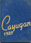 The Cayugan 1939 by Ithaca College
