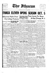 The Ithacan, 1940-10-04 by Ithaca College