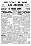 The Ithacan, 1947-05-16 by Ithaca College