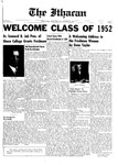 The Ithacan, 1948-09-20 by Ithaca College