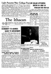 The Ithacan, 1959-03-18 by Ithaca College