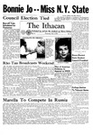 The Ithacan, 1959-05-06 by Ithaca College