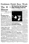 The Ithacan, 1959-09-30 by Ithaca College