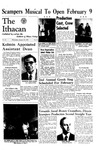 The Ithacan, 1960-01-20