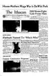 The Ithacan, 1961-01-18