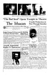 The Ithacan, 1961-03-08 by Ithaca College