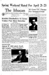 The Ithacan, 1961-04-12