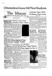 The Ithacan, 1961-10-05 by Ithaca College