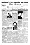 The Ithacan, 1963-03-21 by Ithaca College