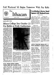 The Ithacan, 1963-10-10 by Ithaca College