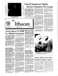 The Ithacan, 1963-10-31 by Ithaca College