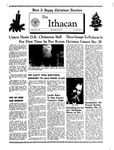 The Ithacan, 1963-12-12