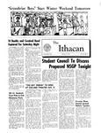 The Ithacan, 1964-01-09 by Ithaca College