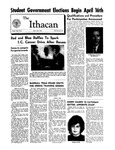 The Ithacan, 1964-03-26