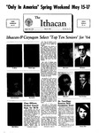 The Ithacan, 1964-05-08 by Ithaca College