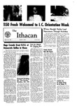 The Ithacan, 1964-10-02 by Ithaca College