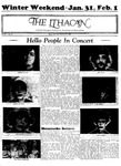 The Ithacan, 1969-01-17 by Ithaca College