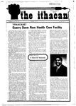 The Ithacan, 1972-11-30