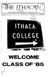 The Ithacan, 1981-09-03
