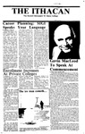 The Ithacan, 1984-01-26