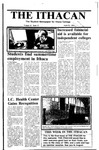 The Ithacan, 1984-04-26