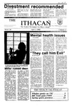 The Ithacan, 1986-04-03 by The Ithacan