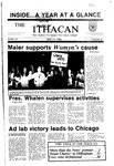The Ithacan, 1986-04-24 by The Ithacan