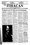 The Ithacan, 1987-04-09