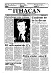 The Ithacan, 1987-09-17