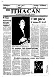The Ithacan, 1987-11-19 by Ithaca College