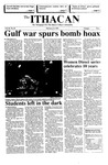 The Ithacan, 1991-02-21