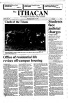 The Ithacan, 1991-10-31