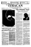 The Ithacan, 1992-02-27