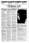 The Ithacan, 1992-11-19