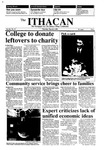 The Ithacan, 1993-03-04