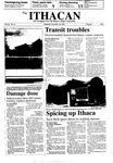 The Ithacan, 1993-11-18