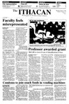 The Ithacan, 1995-03-09