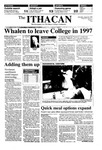 The Ithacan, 1995-08-31 by Ithaca College