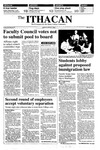 The Ithacan, 1996-03-07