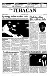 The Ithacan, 1996-04-18