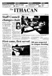 The Ithacan, 1996-10-03
