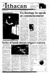 The Ithacan, 1998-03-19