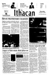 The Ithacan, 2001-01-25