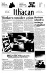 The Ithacan, 2001-02-22