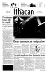 The Ithacan, 2001-03-08