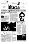 The Ithacan, 2001-04-19